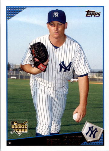 Photo of 2009 Topps #327 Phil Coke RC