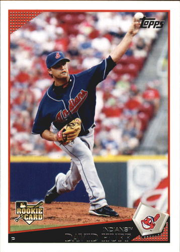 Photo of 2009 Topps Update #UH311 David Huff RC
