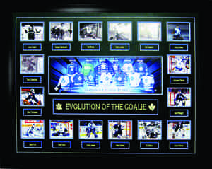 Goalie Evolution of the Toronto Maple Leafs