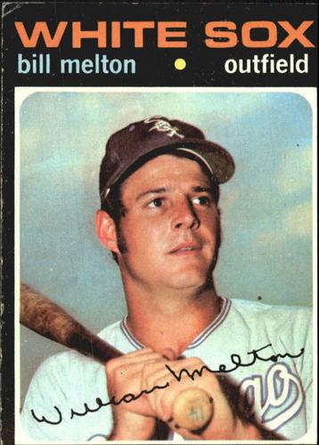 Photo of 1971 Topps #80 Bill Melton