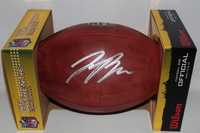 NFL - CHARGERS JOEY BOSA SIGNED AUTHENTIC FOOTBALL