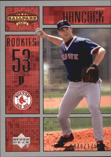 Photo of 2002 Upper Deck Ballpark Idols #236 Josh Hancock ROO RC