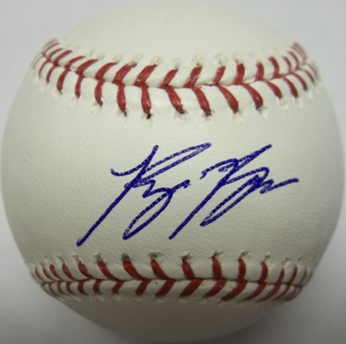 Ryan Braun Autographed Baseball
