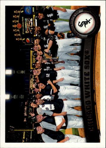 Photo of 2011 Topps #161 Chicago White Sox TC