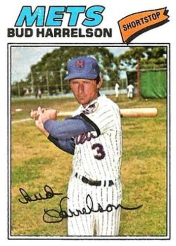 Photo of 1977 Topps #44 Bud Harrelson