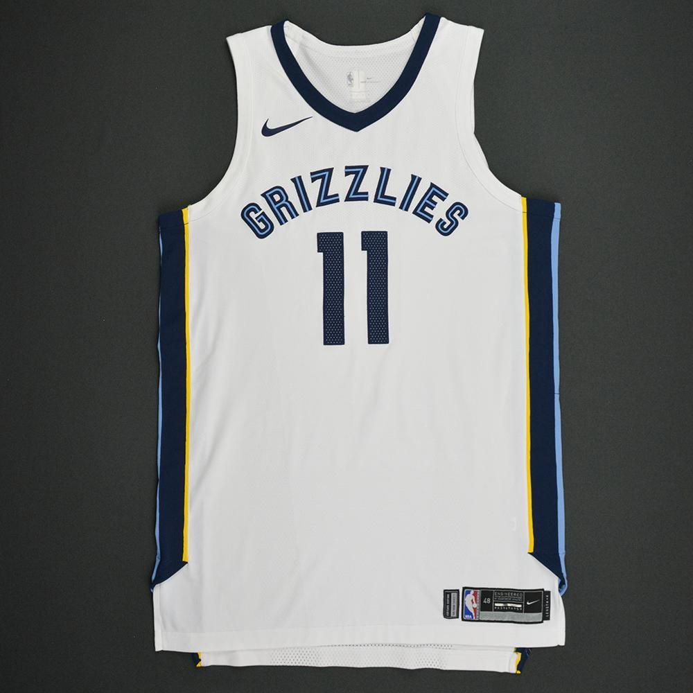 Mike Conley - Memphis Grizzlies - Kia NBA Tip-Off 2017 - Game-Worn Jersey