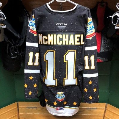 Connor McMichael Dream Lottery Jersey