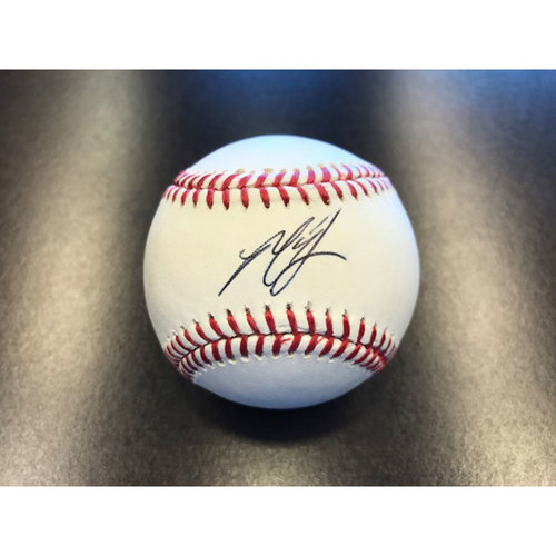 Photo of Giants Community Fund: Madison Bumgarner Autographed Baseball