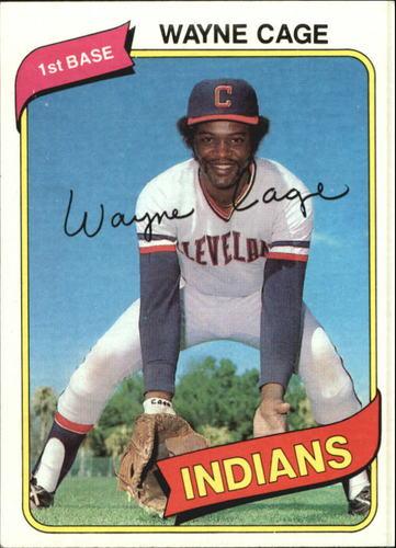 Photo of 1980 Topps #208 Wayne Cage