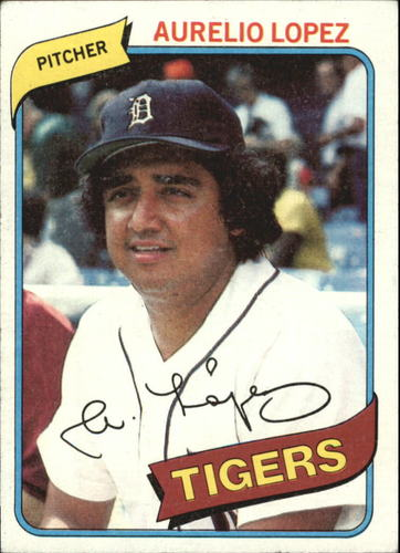 Photo of 1980 Topps #101 Aurelio Lopez
