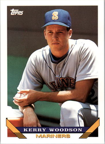 Photo of 1993 Topps #539 Kerry Woodson