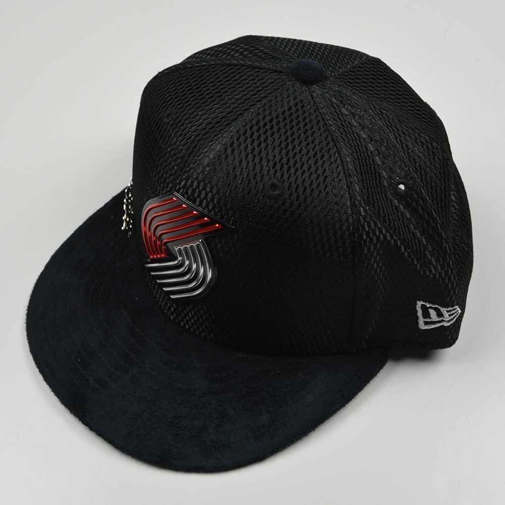 Zach Collins - Portland Trail Blazers - 2017 NBA Draft - Backstage Photo-Shoot Worn Hat