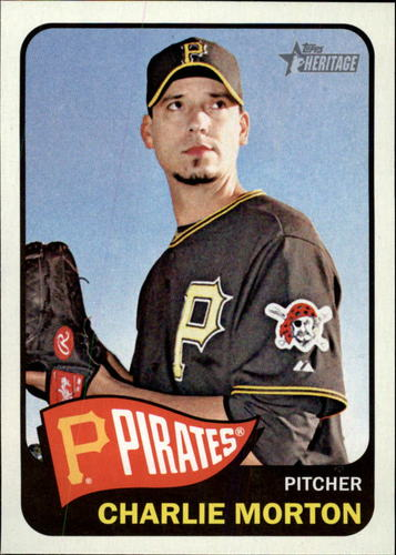 Photo of 2014 Topps Heritage #254 Charlie Morton