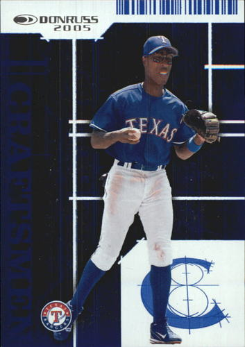 Photo of 2005 Donruss Craftsmen #3 Alfonso Soriano