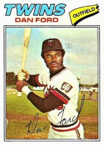 Photo of 1977 Topps #555 Dan Ford
