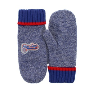 Toronto Blue Jays Women's Knit Mittens by Gertex