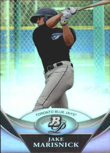 Photo of 2011 Bowman Platinum Prospects #BPP45 Jake Marisnick -- Astros post-season