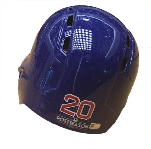 Photo of Victor Caratini 2017 Postseason Batting Helmet