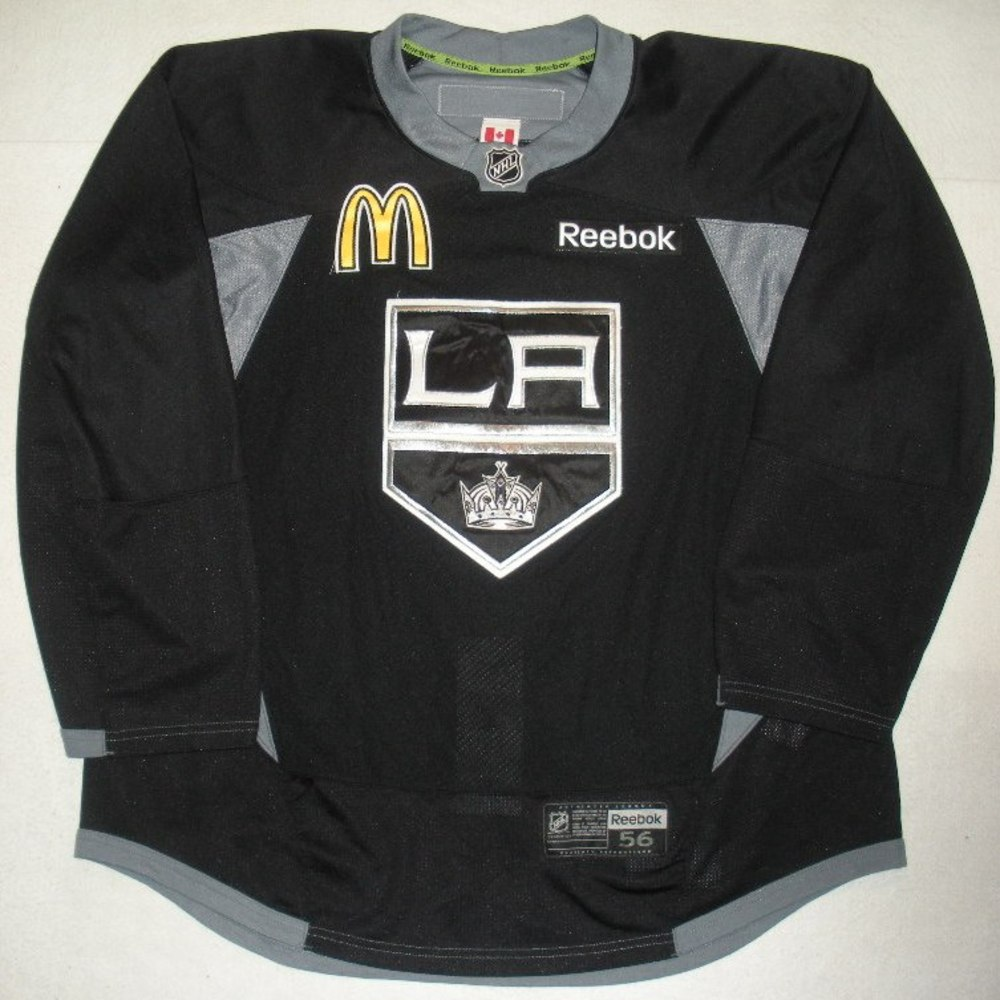 Alec Martinez - 2014 Stanley Cup Final - Los Angeles Kings - Practice-Worn Jersey