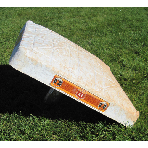 Photo of San Francisco Giants - Game Used Base - Spring Training - First Base