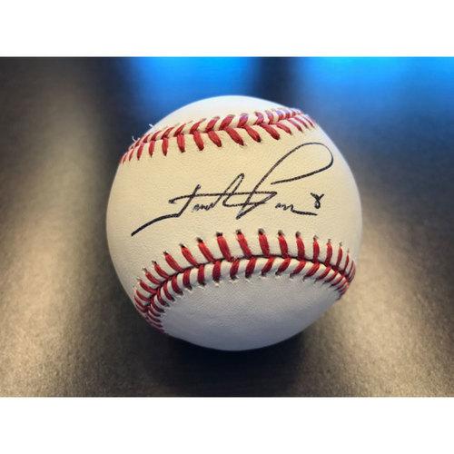 Photo of Giants Community Fund: Hunter Pence Autographed Baseball