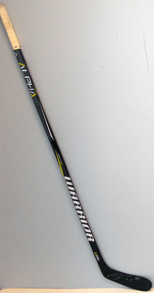 #56 MagnusPaajarvi Game Used Stick - Autographed - Ottawa Senators