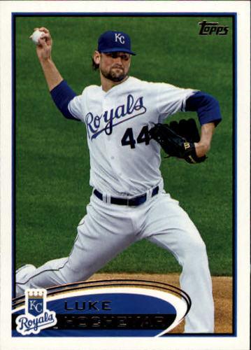Photo of 2012 Topps #47 Luke Hochevar