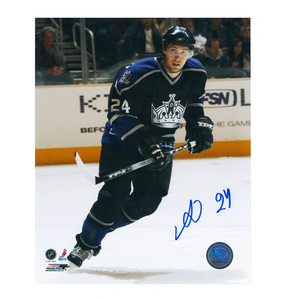 ALEXANDER FROLOV Signed Los Angeles Kings 8 X 10 Photo - 70409