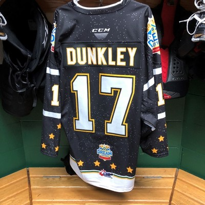 Nathan Dunkley Dream Lottery Jersey