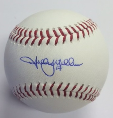 Shelby Miller Autographed Baseball