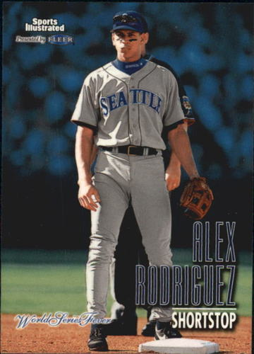 Photo of 1998 Sports Illustrated World Series Fever #108 Alex Rodriguez