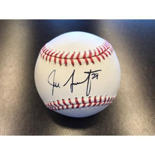 Photo of Giants Community Fund: Jeff Samardzija Autographed Baseball
