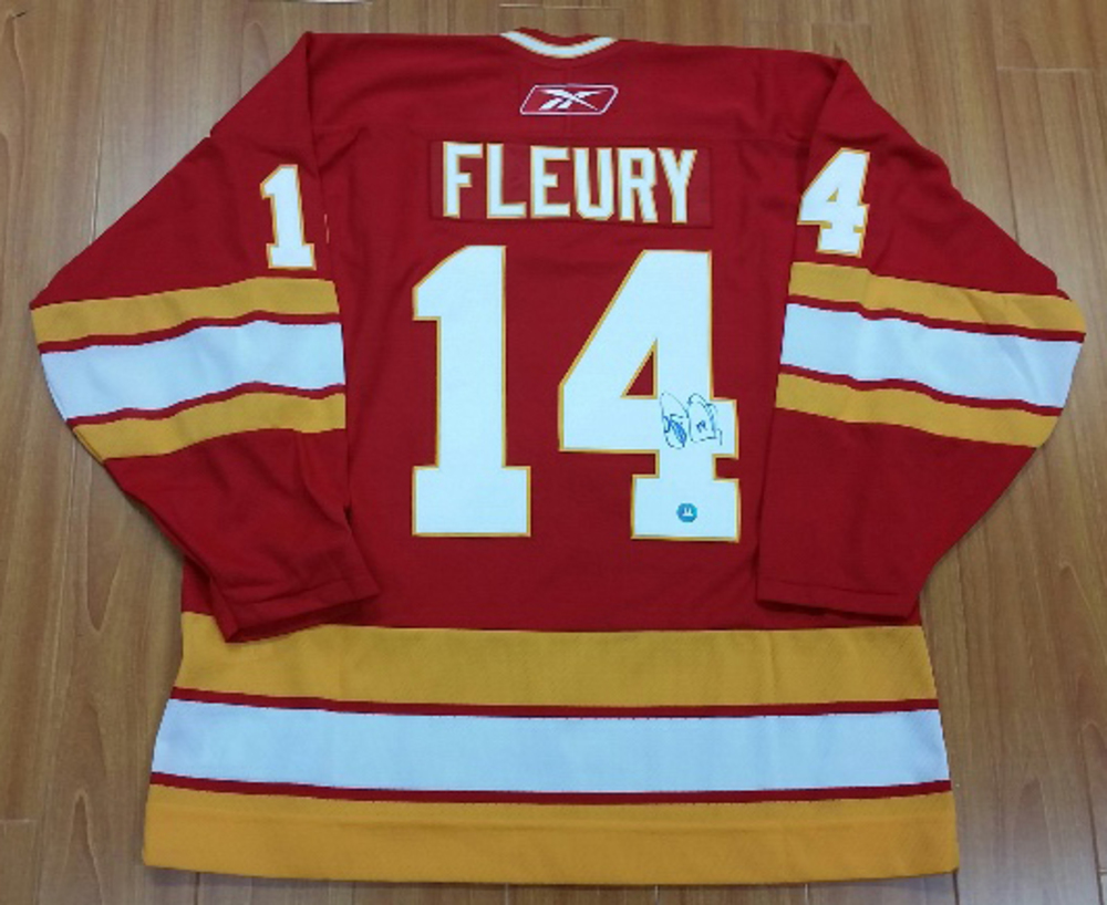 That Vintage calgary flames message