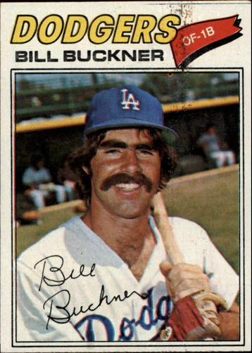 Photo of 1977 Topps #27 Bill Buckner