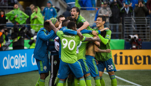 SEATTLE SOUNDERS FC SOCCER MATCH: 9/1 VS. LOS ANGELES (4 PRESS BOX SUITE TICKETS) ...