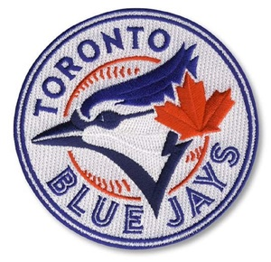 Toronto Blue Jays Collectible Primary Logo Crest by The Emblem Source
