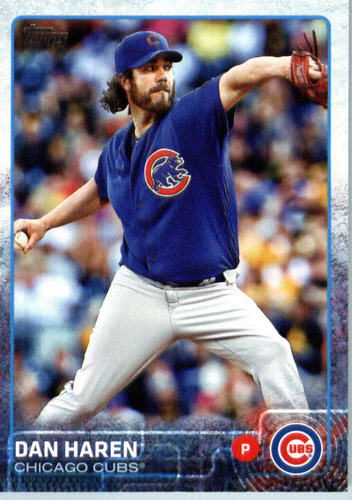 Photo of 2015 Topps Update #US393 Dan Haren