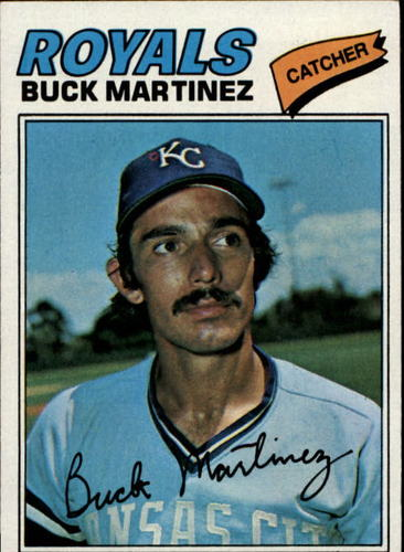 Photo of 1977 Topps #46 Buck Martinez