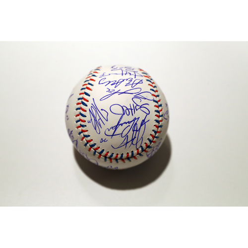 Photo of Compton Youth Academy Auction: 2017 ASG Baseball Signed by the National League All-Stars - Not Authenticated by MLB