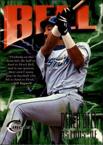 Photo of 1997 Circa #298 Derek Bell