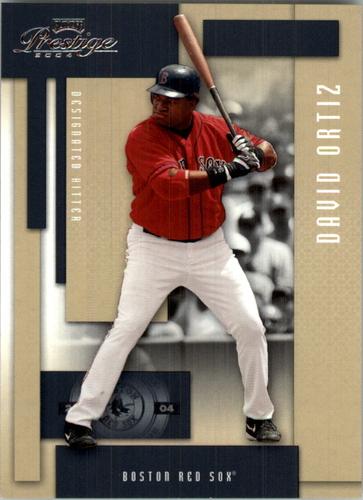Photo of 2004 Playoff Prestige #30 David Ortiz