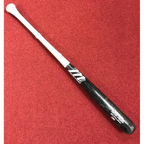 Photo of Randall Delgado Game-Used Broken Bat