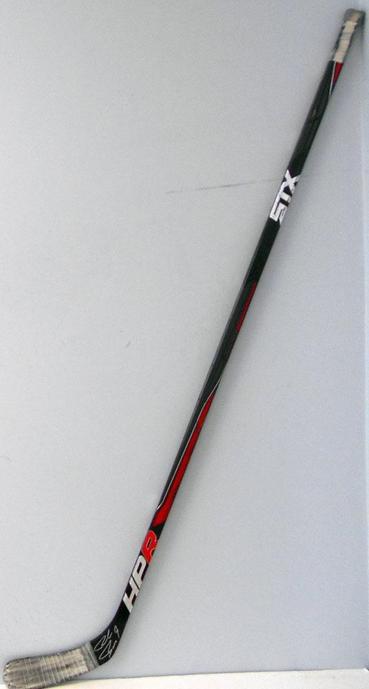 #9 BobbyRyan Game Used Stick - Autographed - Ottawa Senators
