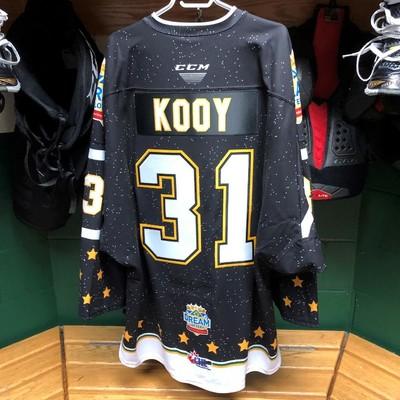 Jordan Kooy Dream Lottery Jersey