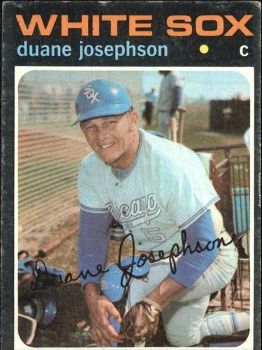 Photo of 1971 Topps #56 Duane Josephson
