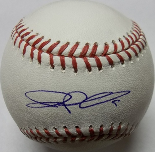 Photo of J.P. Arencibia Autographed Baseball