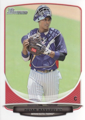 Photo of 2013 Bowman Draft Draft Picks #BDPP58 Brian Navarreto