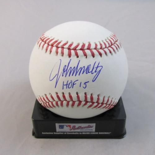 John Smoltz Autographed