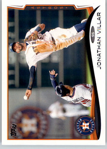 Photo of 2014 Topps #207 Jonathan Villar