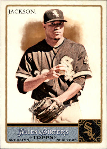 Photo of 2011 Topps Allen and Ginter #26 Edwin Jackson
